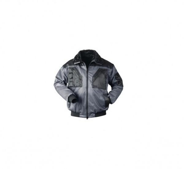 munkavédelmi dzseki szürke fekete norway s  6c157e9f4e