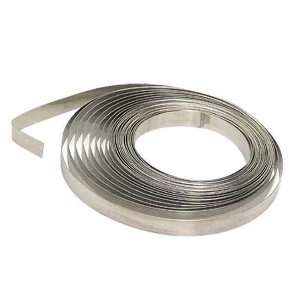 Pántolószalag 19x0,6 apexzilac acél