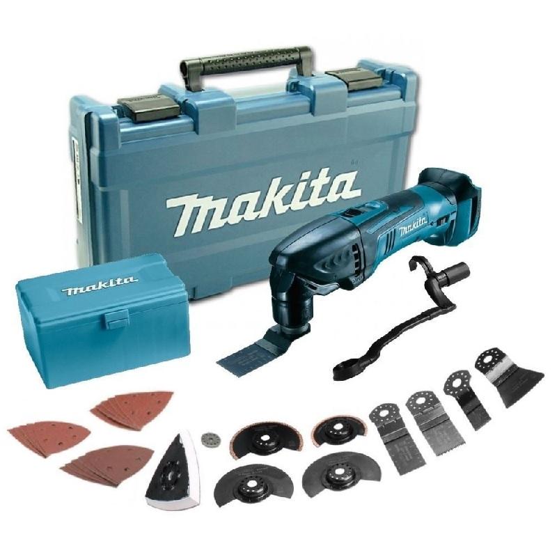 Makita multif.gép (bdf343she3 btm40zkx3
