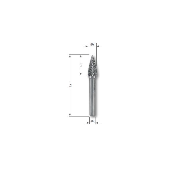 Ruko turbómaró g12,0mm 116028a