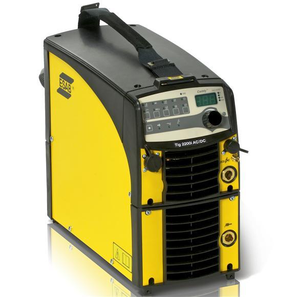 Inverter esab caddy tig 2200i 0460150882 ta33ac/dc rtu230v